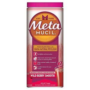 Metamucil Smooth Wild Berry 425g