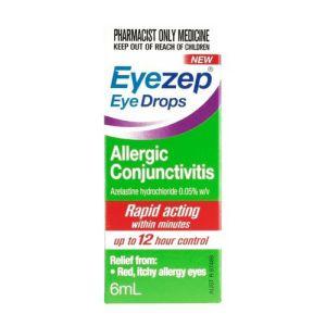 Eyezep Allergic Conjunctivitis Eye Drops
