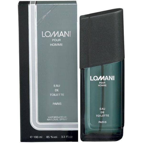 Lomani Pour Homme Natural EDT 100ml Spray 3