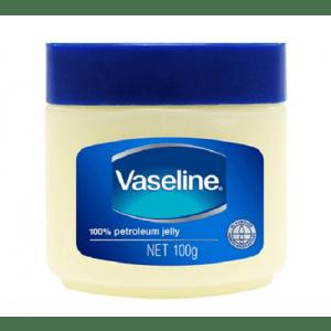 Vaseline White Petroleum Jelly 100g