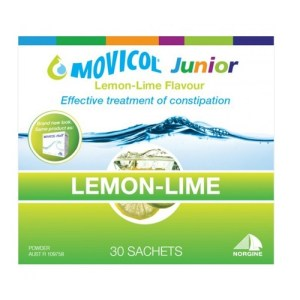 Movicol Junior Lemon-Lime 30 sachets