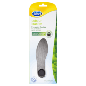 Scholl Odour Buster Everyday Insoles 1 Pair