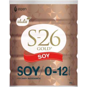 S26 Alula Gold Soy 900g