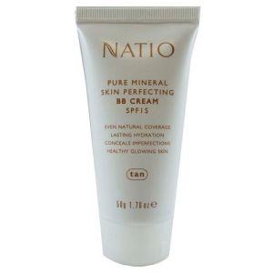 Natio Pure Mineral Skin Perfecting BB Cream SPF 15 Tan