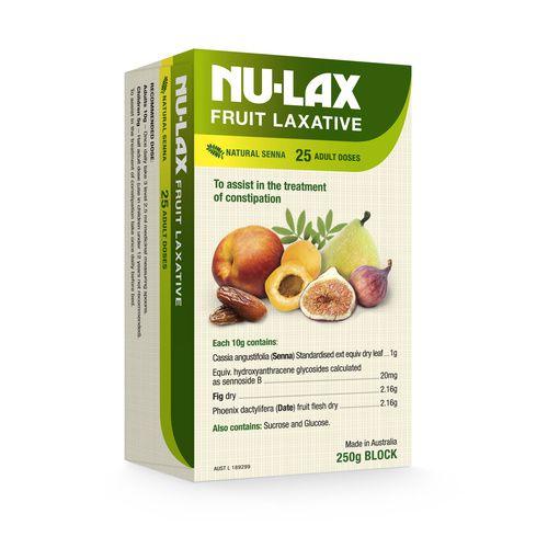 Nu-Lax 250G Natural Fruit Laxative (Nulax Senna & Fig) 3