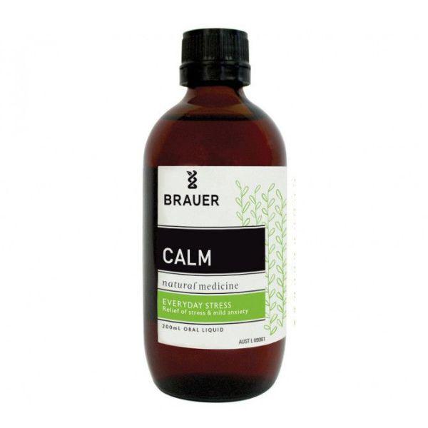 Brauer Calm Oral Liquid 200ml
