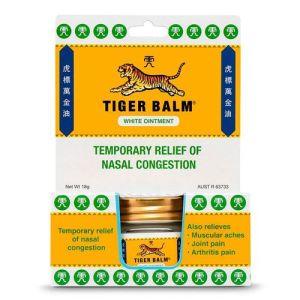 Tiger Balm Analgesic White Ointment 18g