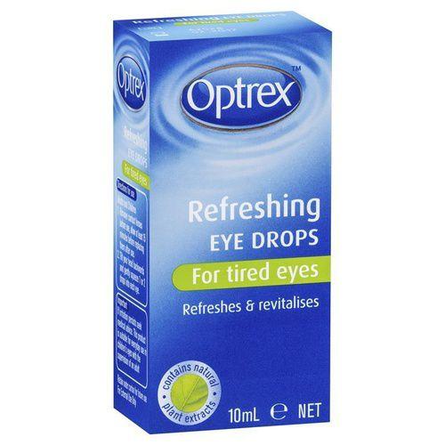 Optrex Advanced Eye Drops 10mL 3