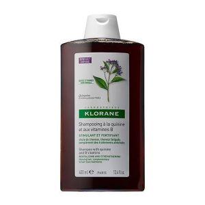 Klorane Shampoo with Quinine and B Vitamins 400mL