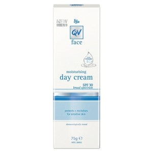 Ego QV Face Moisturising Day Cream SPF 30 75g