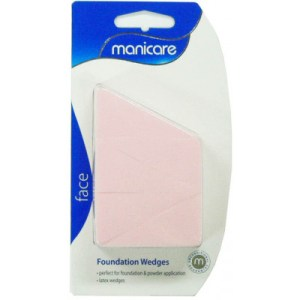 Manicare Foundation Wedges 5 Pack