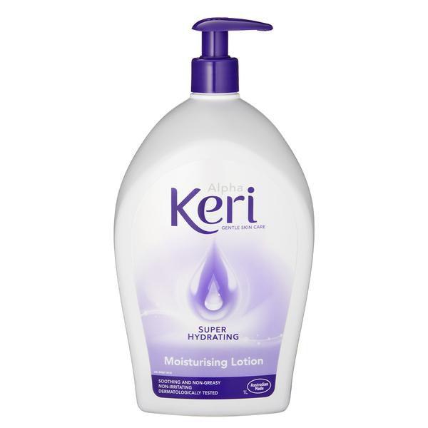 Alpha Keri Super Hydrating Body Lotion 1 litre 3