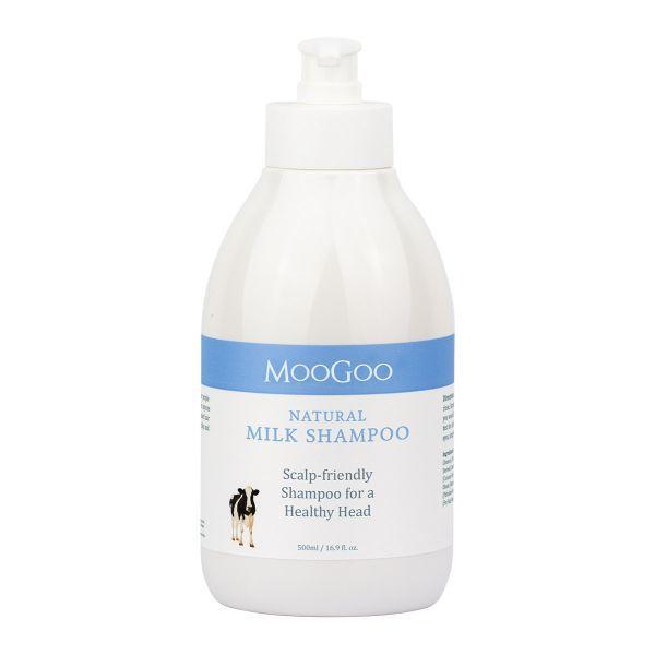 MooGoo Natural Milk Shampoo 500ml