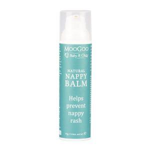 MooGoo Natural Nappy Balm 75G