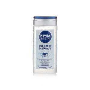 Nivea Men Pure Impact Shower Gel 400ml