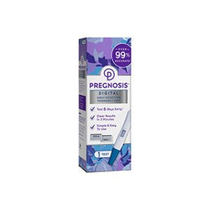 Pregnosis Digital Early Detection Pregnancy Test 1 Test