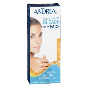 Andrea Gentle Cr?me Bleach for the Face