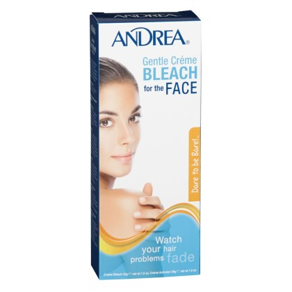 Andrea Gentle Crème Bleach for the Face