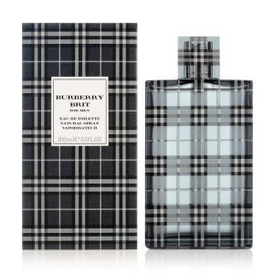 Burberry Brit Men EDT Spray 100ml (Packaging May Vary)