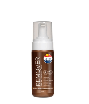 Le Tan Self Tan Remover Foam 110ml