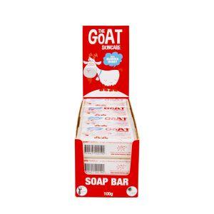 The Goat Skincare Soap with Manuka Honey CARTON 12x100g