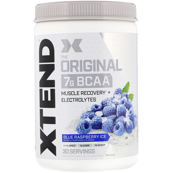 Scivation Xtend – Intra Workout Bcaa – 30 Serves Hydration Muscle Recovery