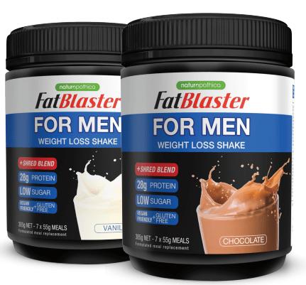 Naturopathica Fatblaster Weight Loss Shake – For Men 3