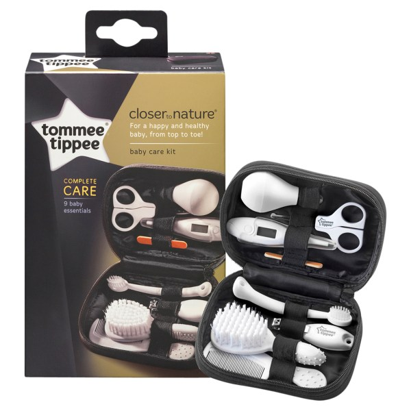 Tommee Tippee Closer To Nature Baby Care Kit 4