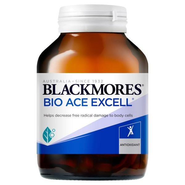 Blackmores Bio Ace Excell 150 Capsules 5