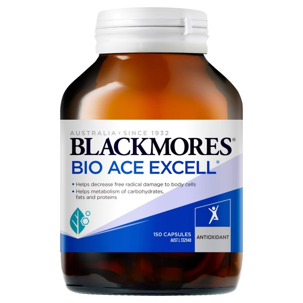 Blackmores Bio Ace Excell 150 Capsules 3