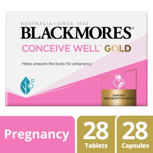Blackmores Conceive Well Gold 56 Pack