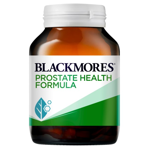 Blackmores Prostate Health Formula 60 Capsules (OOS 14/07/2021 – POWELL) 4