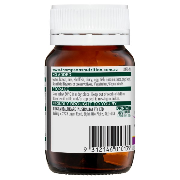 Thompson's One-a-day Kava 3800mg 30 tabs 5