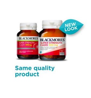 Blackmores Super Strength CoQ10 300mg 30 Capsules (OOS 14/07/2021 – POWELL) 8