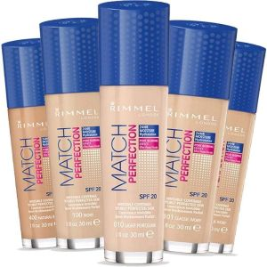 Rimmel London Match Perfection Foundation