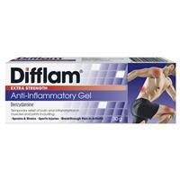 Difflam Extra Strength Gel 5% 30g 4