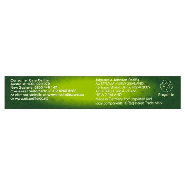 Nicorette Quit Smoking Invisipatch Step 25mg 7 Pack 8