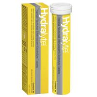 Hydralyte Effervescent Tropical 20 Tablets 3