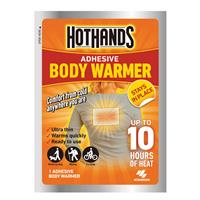 Hot Hands Body Warmer Adhesive 1 Piece 3