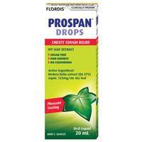 Prospan Chesty Cough Drops 20ml