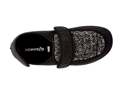 Homyped Arnold 2 Charcoal EE Fitting