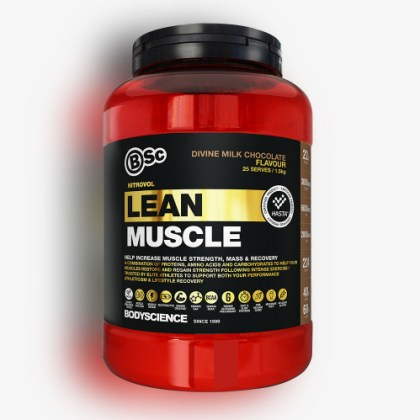 Body Science BSC Nitrovol Lean Muscle 1.5 kg