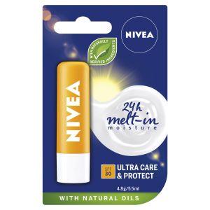 NIVEA Lip Ultra Care & Protect SPF30+ 4.8g