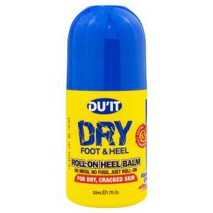 DU'IT Roll-On Heel-Balm For Dry Or Cracked Feet 50mL