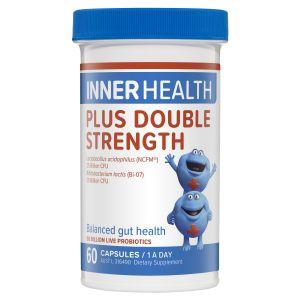 Inner Health Plus Double Strength 60 Capsules