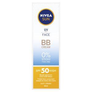 NIVEA UV Face BB Cream SPF50 50ml