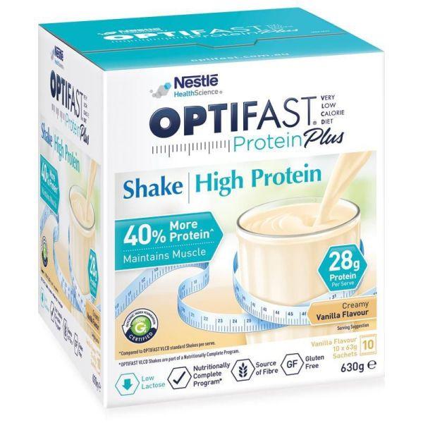 Optifast VLCD Protein PLUS Vanilla Shake 12 x 63g 3