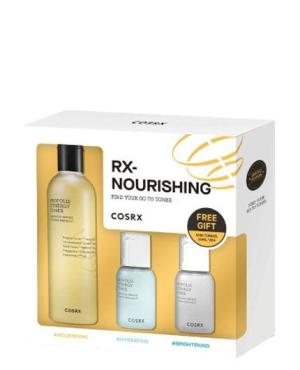 COSRX RX Nourishing Find Your Go To Toner Sets Propolis Synergy Toners