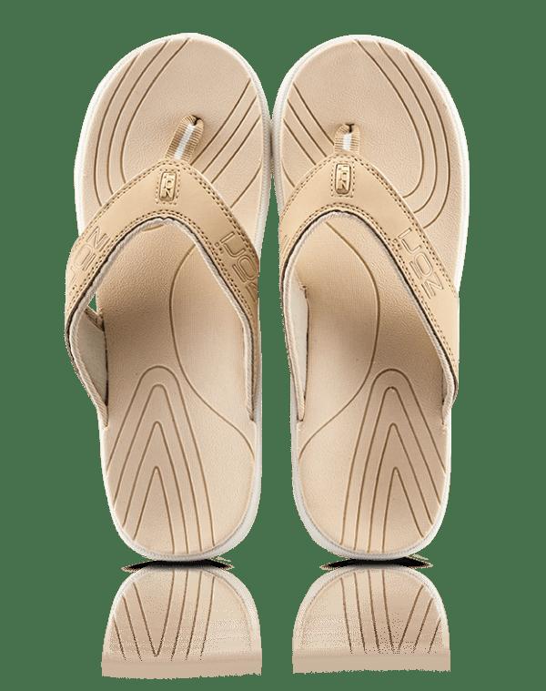 Neat Feat Zori Slimline Orthitic Thongs Blush 4