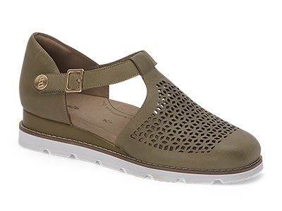 Homyped Lucy Olive C Fitting 3